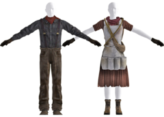Field hand outfit