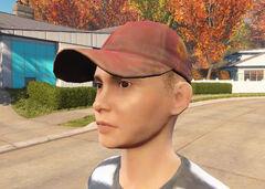 Fo4 Kid's baseball cap