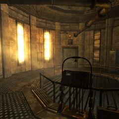 Контрольна панель у вежі 2