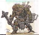 SM behemoth CA3