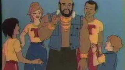 Teaming up with Mr T Cereal