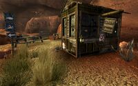 Zion Valley Welcome Booth