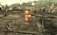 FO3 Fire hydrant Jocko's location