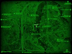 FO4 Операции (карта мира)