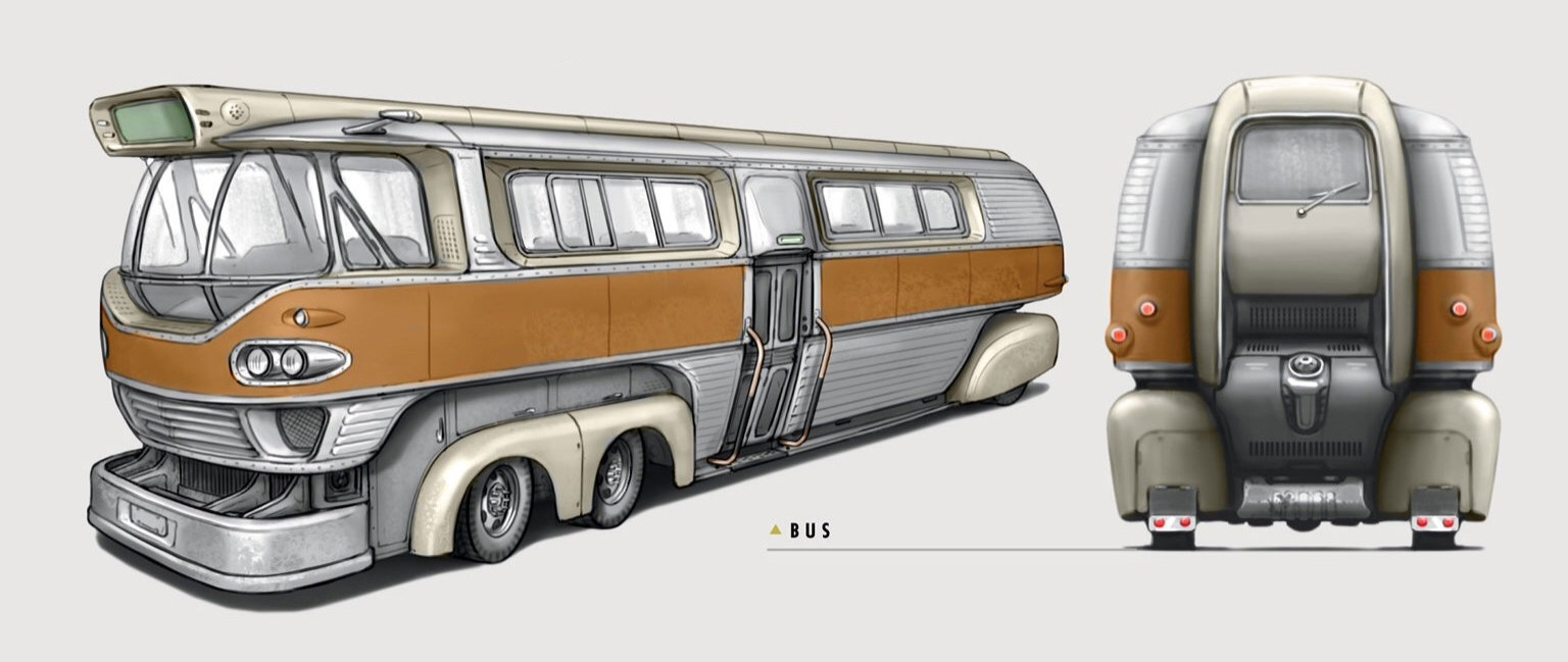 FO4 Art Bus