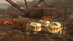 FO76 Rollins work camp