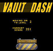 FOBOS Vault Dash victory