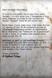 Vigilant's citizen's note to Blackwell