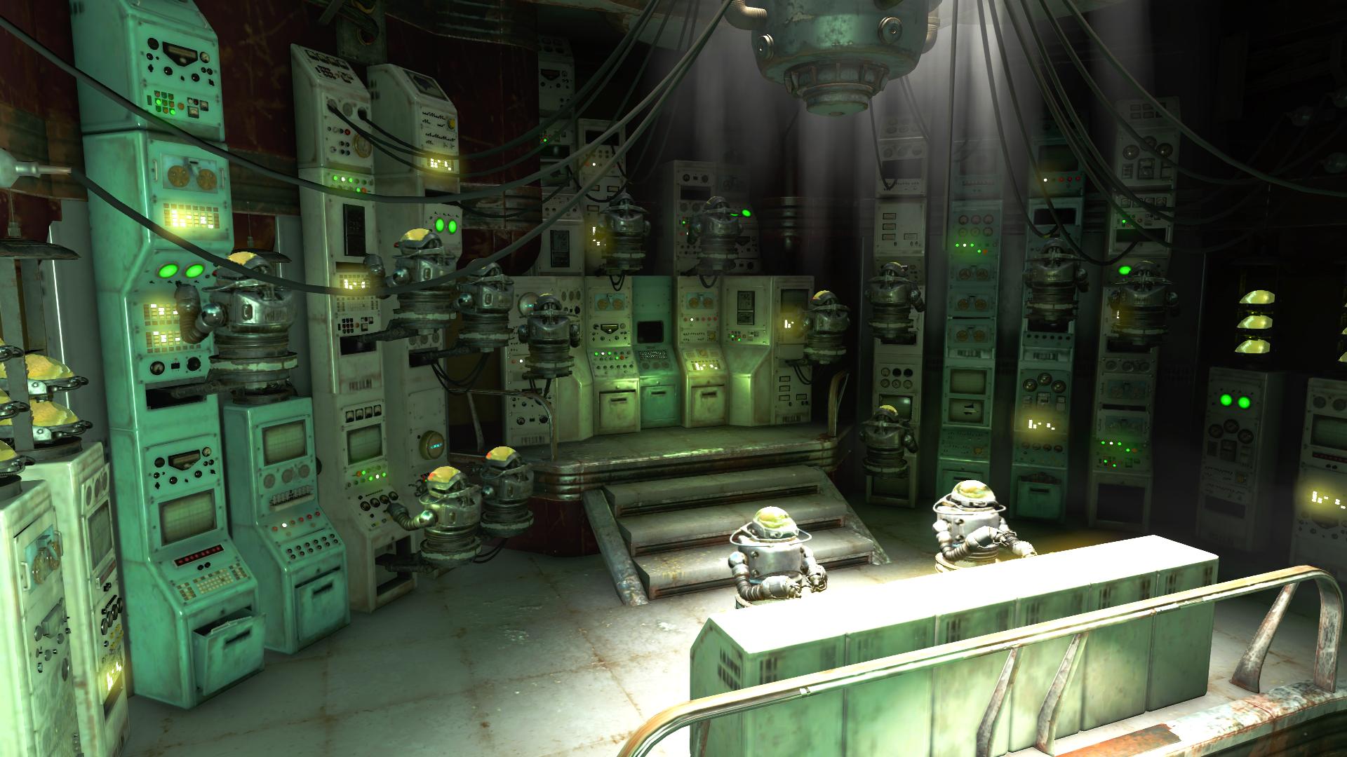 AUT The Mechanist's lair 2