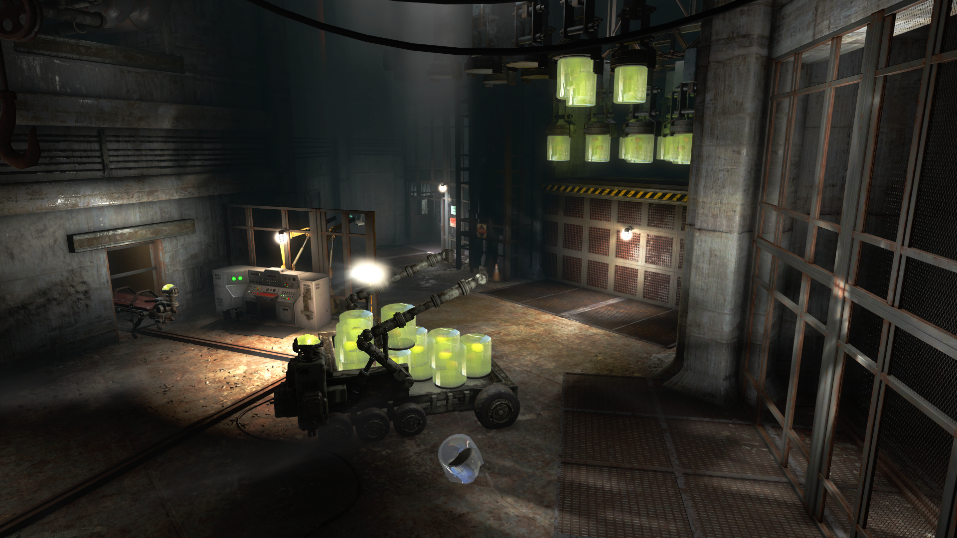 AUT The Mechanist's lair 7