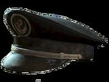 Airship captain's hat