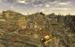 Boulder City Ruins