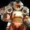 FO76LR Captain Cosmos Power Armor