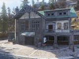 Sunnytop Ski Lanes base lodge