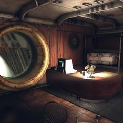 Overseer's office