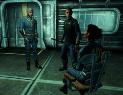 Interrogation of Amata