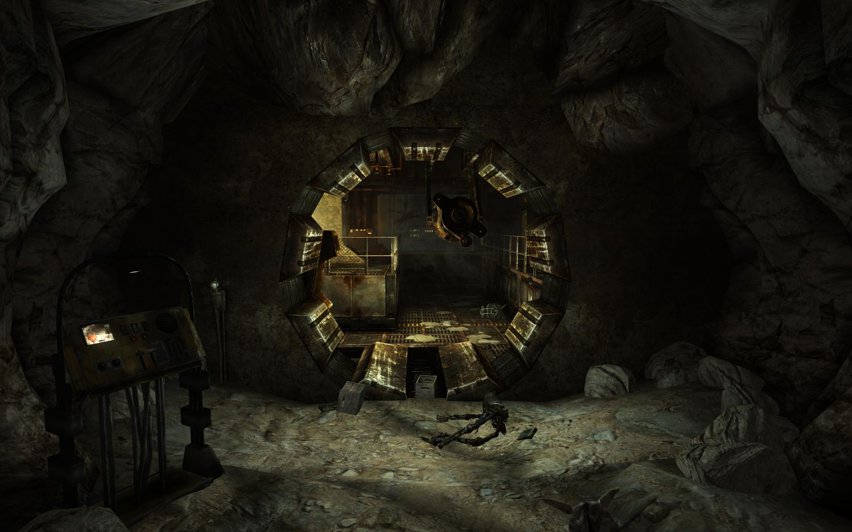 Fallout Vault Door image - vault 108 vault door | fallout wiki | fandom powered