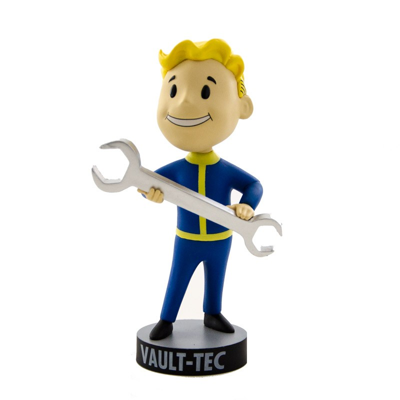 Vault boy bobblehead repair