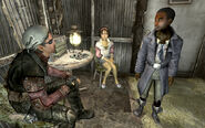 FO3 Harden Simms and Maggie