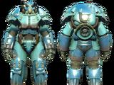 Силова броня Квант Х-01