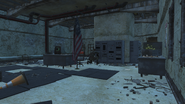 FO4 South Boston Military Checkpoint int 1