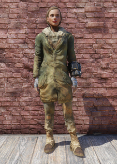 FO76 Explorer Outfit