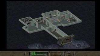 Fallout (1997) - Vault 13 4K 60FPS