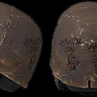 Бойовий шолом пустельного рейнджера (вид з чотирьох сторін)