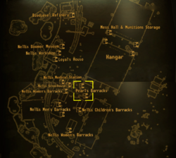 Pearls barracks map