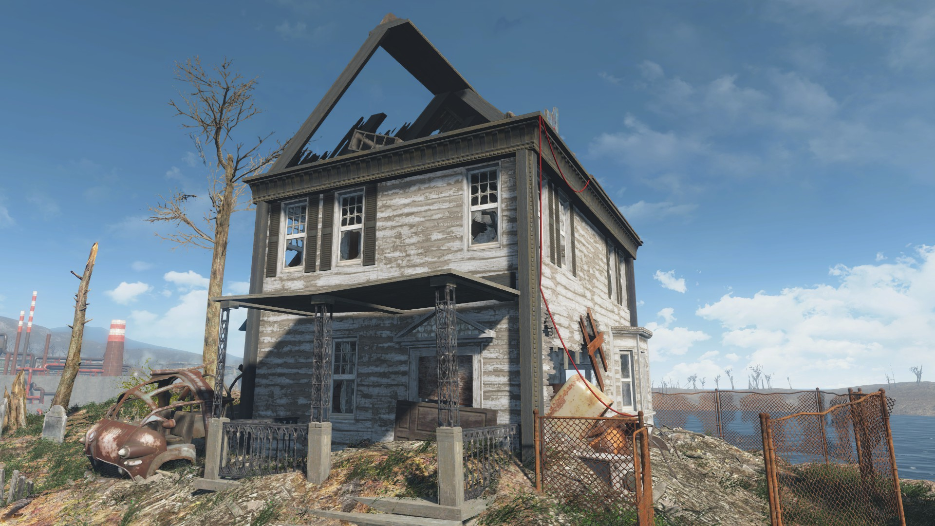 Rook Family House Fallout Wiki Fandom Powered By Wikia Old Square D Fuse Box