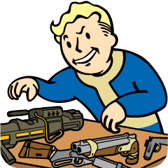 40 Weaponsmith