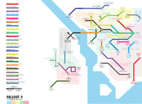 ColoredMetroMap