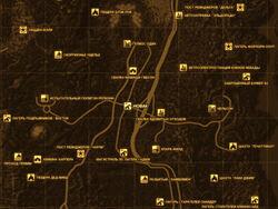 FNV Карта НОВАК