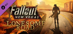 FNV Lonesome Road Steam banner