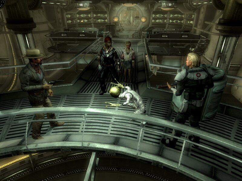 FO3MZ Captive alien2