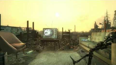 Fallout 3 trailer oficial subtitulado español