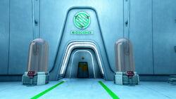 Fo4 Institute Bioscience (entrance)