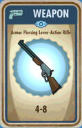 FoS Armor Piercing Lever-Action Rifle Card