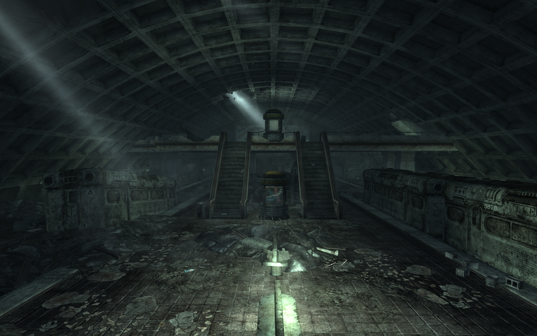 Bunker Tunnel System Map: FANDOM Powered By Wikia