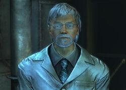 Dr Preston