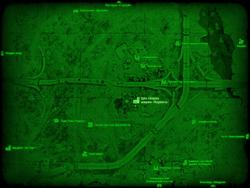 FO4 Цех сборки машин «Корвега» (карта мира)