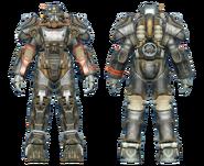FO4 T-60 power armor BOS elder