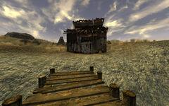 Fishermans pride shack