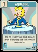 Fo76 Aquagirl