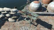Mahkra Fishpacking sniper rifle