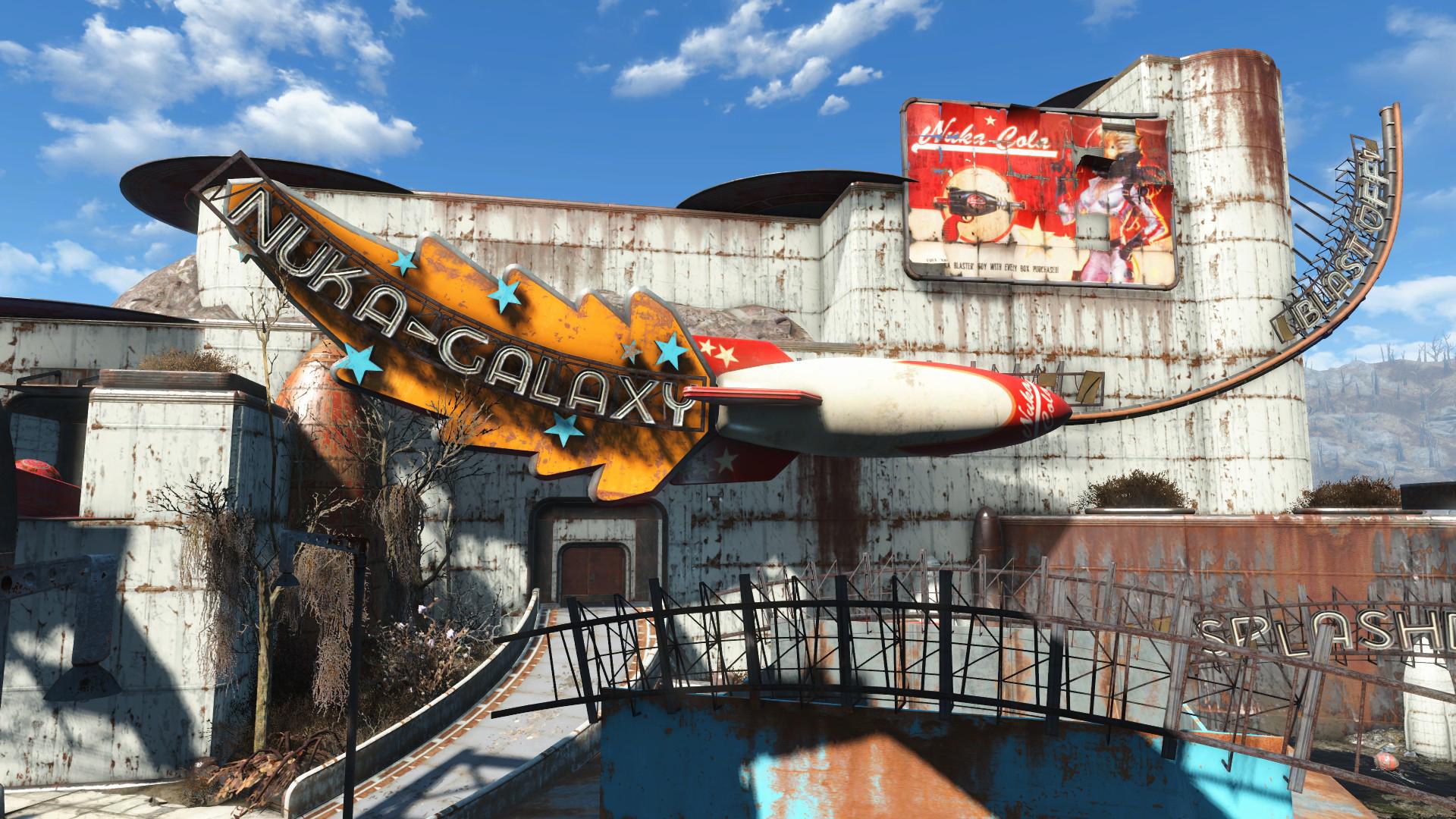 Nuka-Galaxy Ride