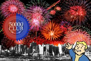 50000 club