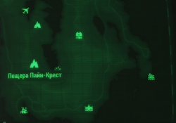 FO4FH map Pine Crest
