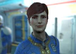 FO4 Gwen McNamara (overseer)