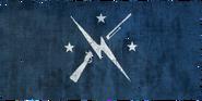 FO4 Minutemen flag